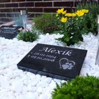 Hroby štvornohých miláčikov