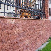 Exteriérové prvky - obklady a dlažby