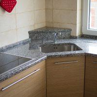 Interiérové prvky - kuchynská pracovná doska