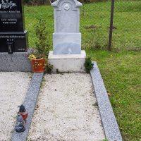 Rekonštrukcia pomníka a hrobu